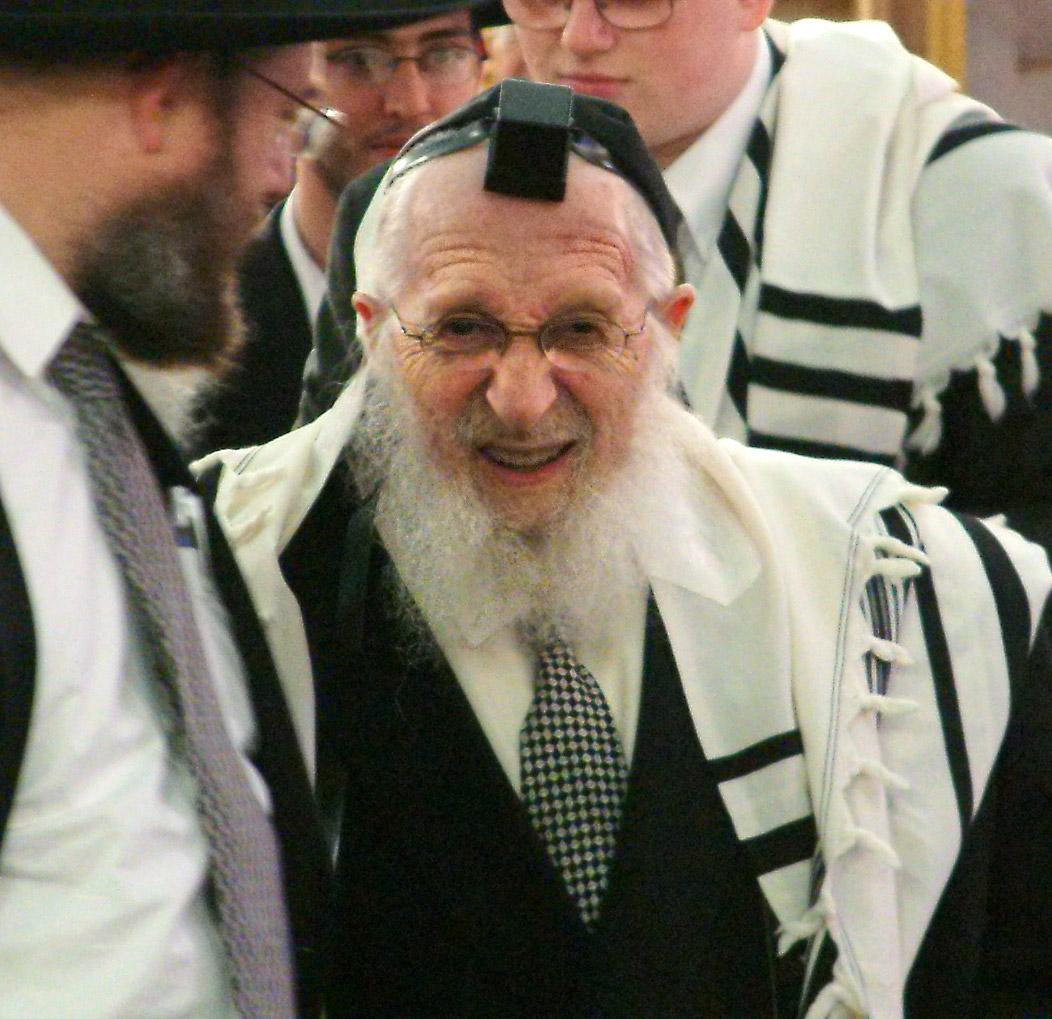 Rabbi Chaim Pinchas Scheinberg